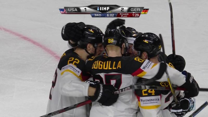 США Германия Победный гол Хагера
