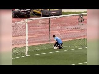 Самый нелепый гол в истории футбола