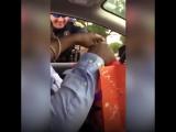 Сэр, у вас в машине ребенок без детского кресла! Нет у меня в машине детей. А вы уверены [ https://vk.com/CINELUX ]
