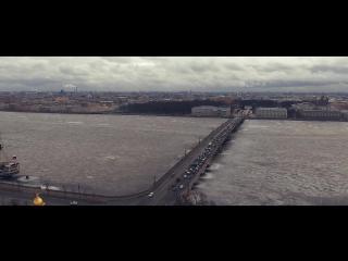 Санкт-Петербург с высоты птичьего полета. Аэросъемка.
