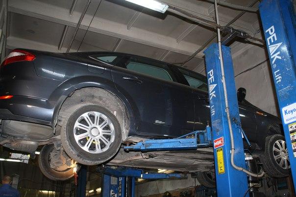 Замена колодок BMW
