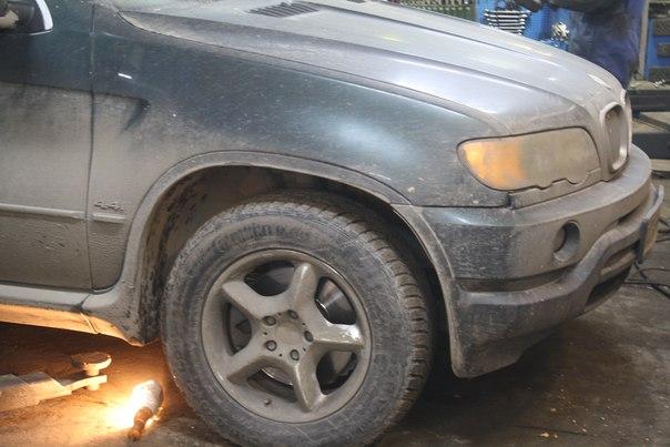 Тех обслуживание BMW