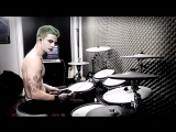 Heathens - Twenty one Pilots - Drum Cover By THE JOKER (aka Adrien Drums)