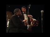 Jazz trio V Oscar Peterson with the legendary Niels-Henning Orsted Pedersen Live in Berlin 1985