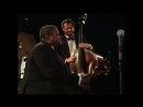 Jazz trio [V] Oscar Peterson with the legendary Niels-Henning Orsted Pedersen [Live in Berlin 1985]