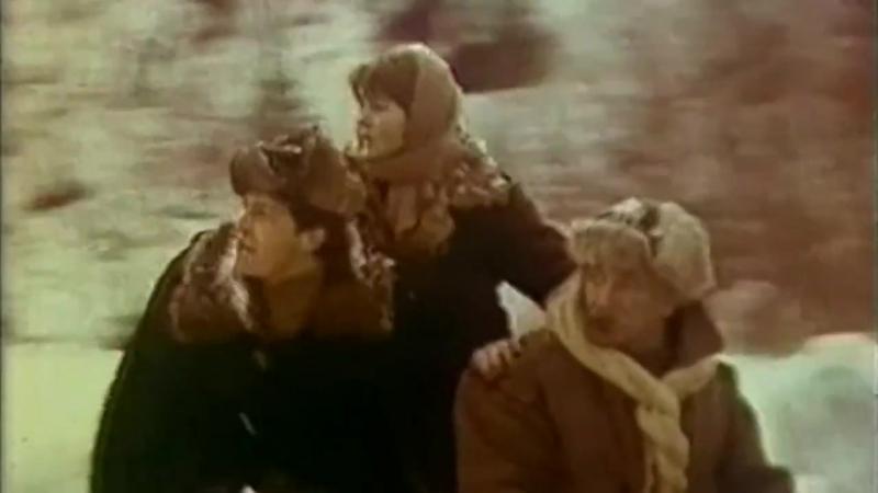 «Время выбрало нас» (1976 - 1978) - драма, военный, реж. Михаил Пташук