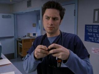 Клиника / Scrubs 02x02 - My Nightingale.(DVDrip).(ruseng).lo