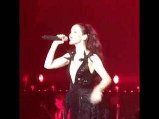 Natalia Oreiro - Concert in Saint Petersburg - Todos me miran - 6.12.2016