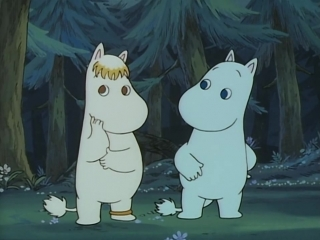 Fun Family Moomin   Приключения муми-троллей. 10 серия