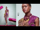 DIY STATEMENT NECKLACE - VLISCO WOVEN WISDOM COLLECTION