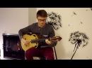 Lukasz Kapuscinski - Ode to the Fallen (by Adrian von Ziegler) - Celtic Guitar Music