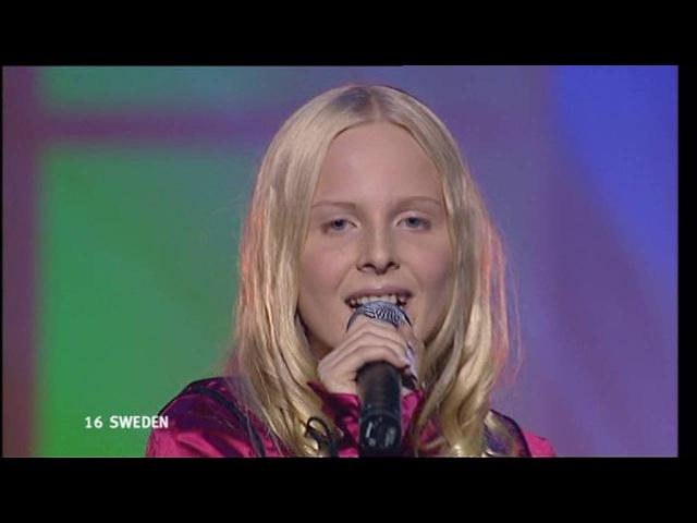 Limelights - Varför Jag? [ Junior Eurovision 2004 ]