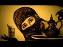 Sand art Beautiful Morocco by Kseniya Simonova - Рисунки песком Марокко (Ксения Симонова)