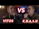 #RTB  Витос vs K.R.A.S.H.  Season 1  Вне турнира (ПОД БИТ)
