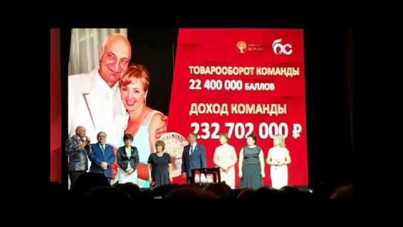 Истории успеха Партнёров Корпорации Сибирское здоровье