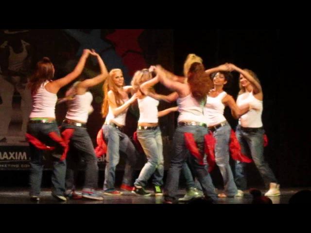 Havana Belgrado mujeres, Winners Rueda Competition Cubanero 2013