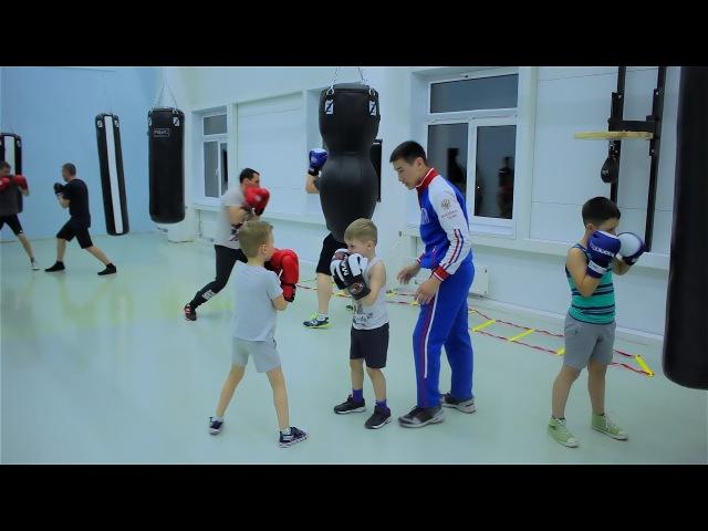 Открытая тренировка по боксу для детей и взрослых. Спарринг отработка ударов з