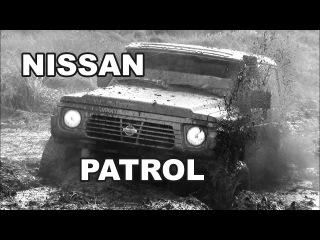 NISSAN PATROL Off road 4x4 poligon - duuużo błota :) SUPER niedzielny wypad w teren