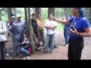 Михаил Задорнов , уроки выживания в лесу