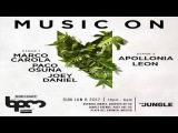 Apollonia @ Music On , The BPM Festival, The Jungle - PDC, Mexico (08.01.2017)
