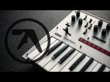 aphex twin  korg funk 5 Audio