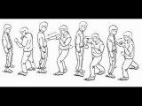 Как правильно наносить первый удар в уличной драке, Самооборона, Инструкция по выживанию