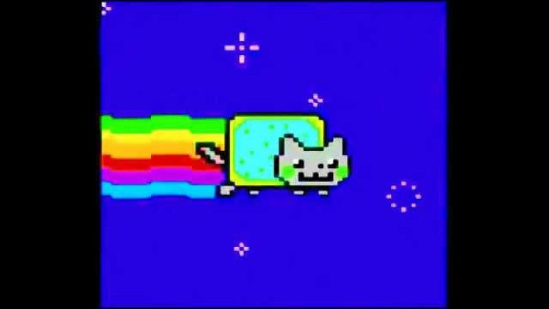Nyan Cat Ear Rape (don't wear headphones)