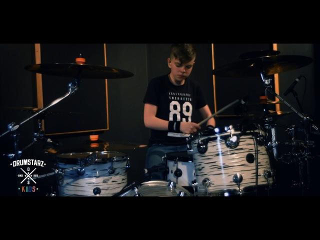 Денис Парфеев - Stigmata - Цунами (Drum Cover)