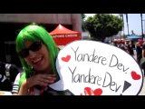 Anime Expo 2017 - Yandere Simulator gathering feat. YandereDev...& friends?
