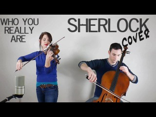 Who You Really Are cover ( Sherlock part 3) Sherlock BBC