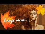 Очень красивая песня! Осени слёзы! Послушайте...