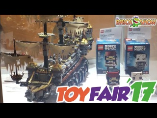 LEGO Silent Mary Reveal! - Pirates of the Caribbean Dead Men Tell No Tales Set Reveal!