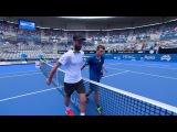 De Minaur v Paire Match Highlights (R1) | Apia International Sydney 2017