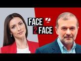FACE 2 FACE з Тетяною Данилеко Вктор Балога, народний депутат Украни, екс-голова За...