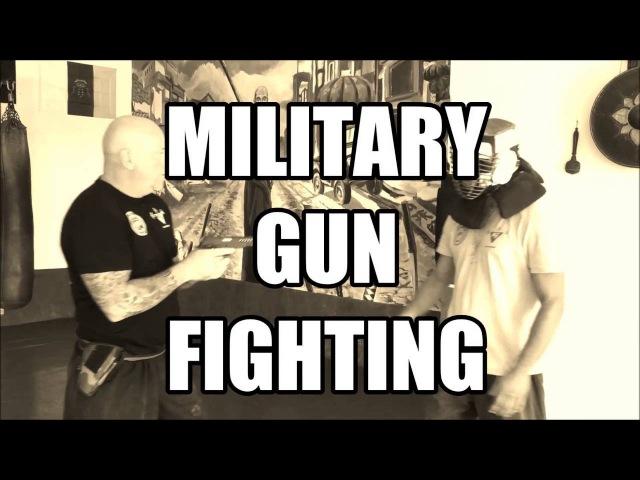 Sifu Peter Grusdat - Military Gun Fighting PART 1 - WT Academy Canarias