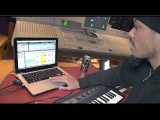T-Pain Producer Makes A Beat ON THE SPOT - Dorien Miller ft Van Gammon