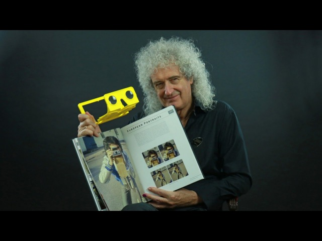 Brian May - Unwrapping the Queen in 3-D book, FULL LENGTH VERSION