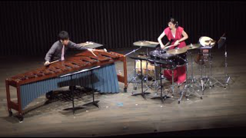 The Last Dance – Duet for Marimba and Percussion by KATO Daiki (2015)
