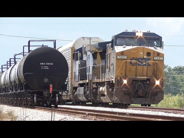 [3N] If You Like Railroad Dramas, This Is for You! Hull - Comer, GA, 08/20/2016 ©mbmars01