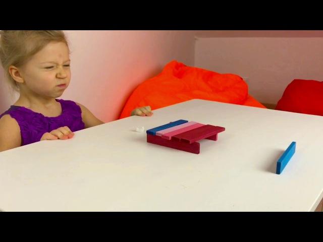 Плашечки для развития речевого выдоха и мелкой моторики у детей 3-5 лет.