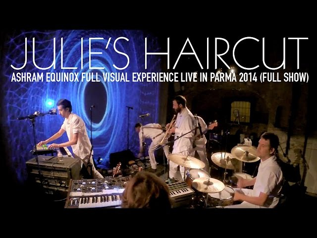 Julie's Haircut - Ashram Equinox Full Visual Experience (Live at Ex Chiesa di San Quirino, Parma)