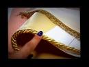 Как сшить бандо своими руками (видео№2)