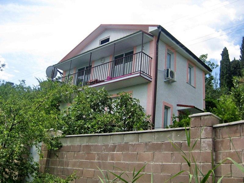 Семейная и уютная гостиница в Гурзуфе