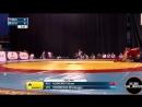 Икрам Алискеров vs МиндаугасВержбицкас - 1/4 финала ЧЕ