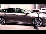 2017 Opel Insignia Sports TR Premium Features