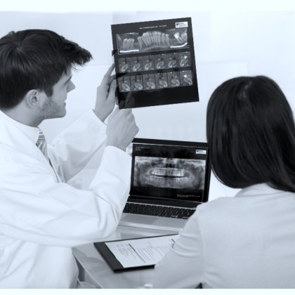 Снимок ортопантомограмма в Москве