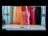 21.Россия,Санкт-Петербург-Алиса Виноградова.19.03.17 г.III Отчётный концерт СШ воздушной акробатики и танца
