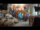 В гостях у мастера (выпуск № 130). Футболист, тренер и директор ДЮСШ № 17 Сергей Каштанов