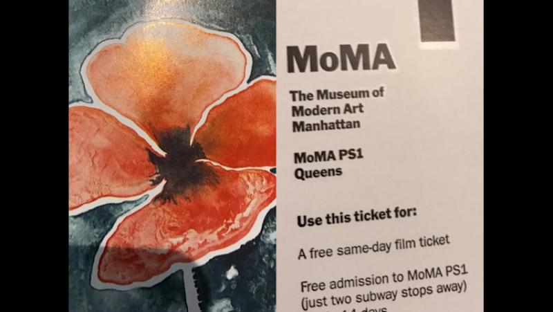 The Museum of Modern Art Manhatten