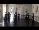 Зачёт по танцу 1 курс Р.Р